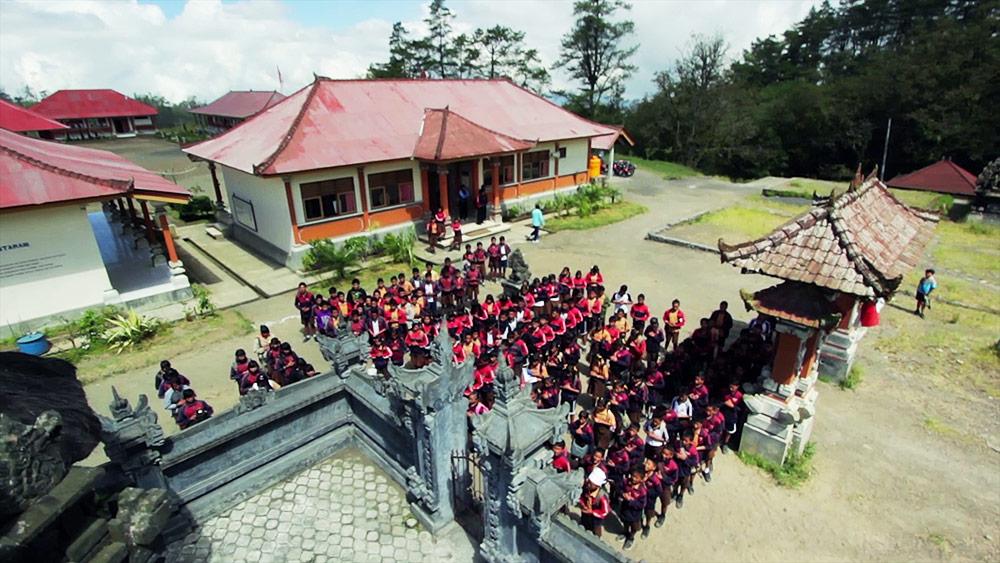 Bali Aerial Reel
