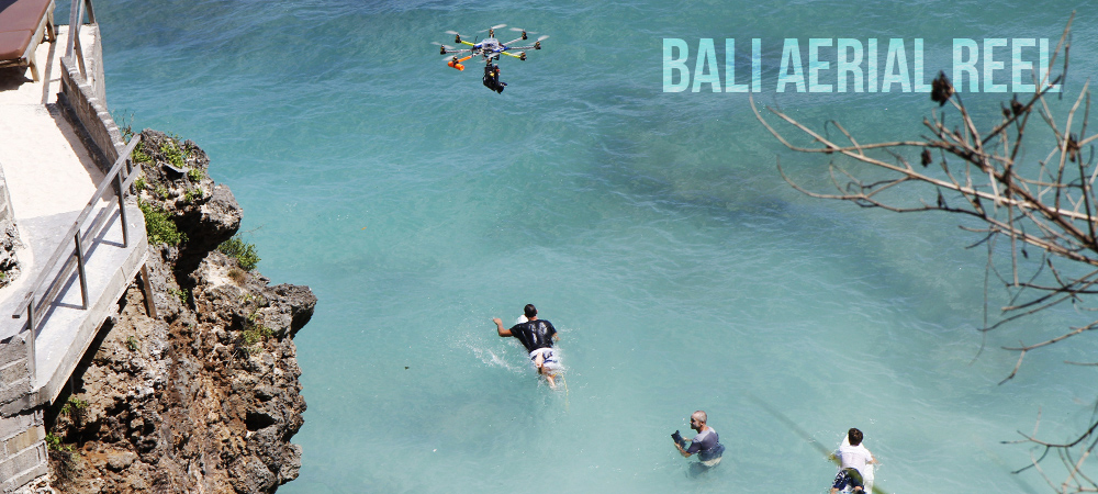 Bali Aerial Reel