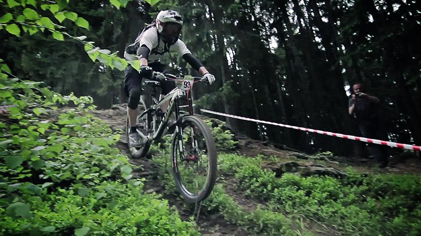 SCOTT Enduro X Race 2014