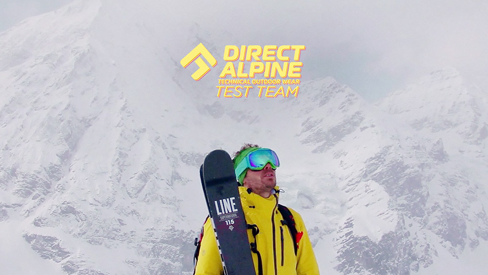 Háček for Direct Alpine 2016