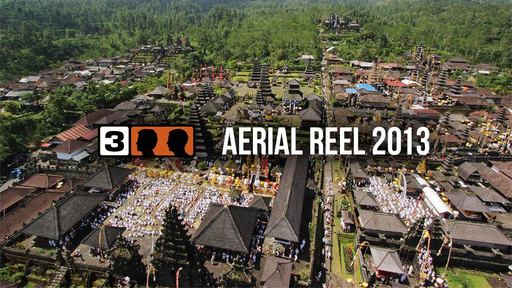 Aerial Reel 2013 !