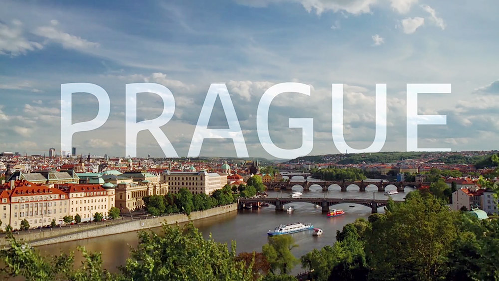 Prague Makes You Shine